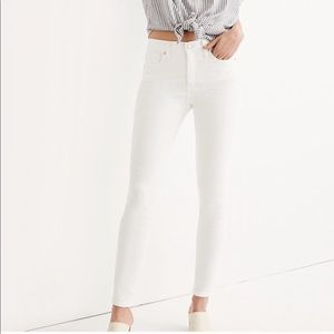 🆕 Madewell 9-Inch High-Rise Skinny Jeans